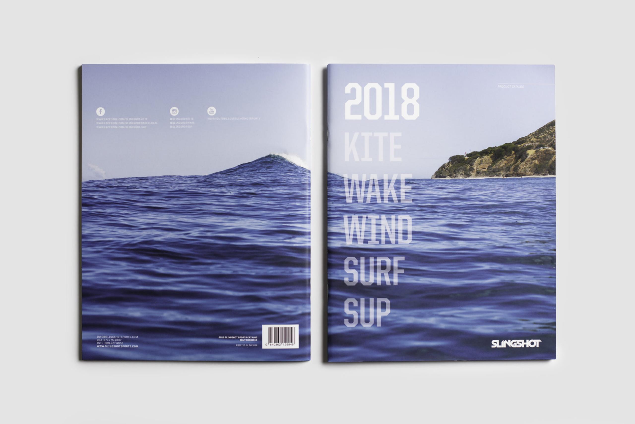 2018 Slingshot Catalog